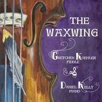 Cover of the track The Waxwing