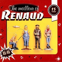 Cover of the track The meilleur of Renaud