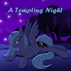 Cover of the album A Tempting Night - Single