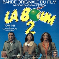 Cover of the track La boum 2 (Bande originale du film de Claude Pinoteau)
