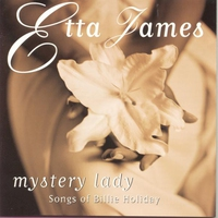 Couverture du titre Mystery Lady: Songs of Billie Holiday