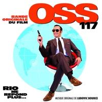 Cover of the track OSS 117: Rio ne répond plus... (Bande originale du film)