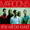 Cover of the track She Will Be Loved
