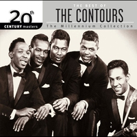 Cover of the track 20th Century Masters - The Millennium Collection: Best of the Contours