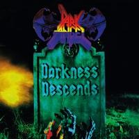Couverture du titre Darkness Descends