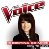 Couverture de l'album How To Love (The Voice Performance) - Single