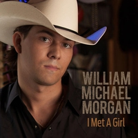 Cover of the track I Met a Girl - Single