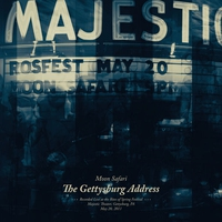 Cover of the track The Gettysburg Address (Live)