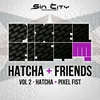 Couverture de l'album Hatcha & Friends, Vol. 2 EP