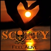 Couverture du titre Feel Alive (Edit Mix)