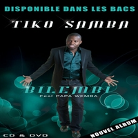 Cover of the track Bilembi (feat. Papa Wemba)
