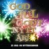 Cover of the album God Jul & Godt Nytt År! - 25 Jule- Og Nyttårssanger