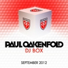 Cover of the album DJ Box September 2012