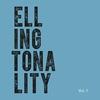 Couverture de l'album Ellingtonality Vol. 1 (feat. Christoph Grab, Alessandro d'Episcopo, Hämi Hämmerli, & Elmar Frey)