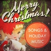 Couverture de l'album Merry Christmas! Songs & Holiday Music