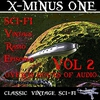 Cover of the album X Minus One, Vol. 2: Science Fiction Golden Age Vintage Radio Episodes