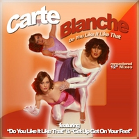 Cover of the track Do You Like It Like That - Single