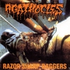 Cover of the album Razor Sharp Daggers