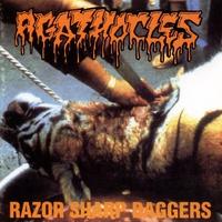 Cover of the track Razor Sharp Daggers