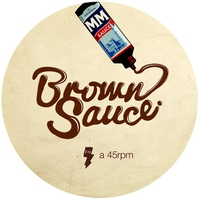 Cover of the track Brown Sauce - Single