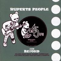 Couverture du titre Ruperts People and Beyond - 45 RPM