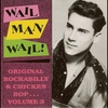 Couverture de l'album Wail Man Wail! (Original Rockabilly and Chicken Bop!, Vol. 3)