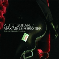 Cover of the track Plutot guitare (Live)