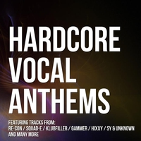 Cover of the track Hardcore Vocal Anthems