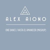 Couverture du titre One Dance / Hasta El Amanecer (Mashup) - Single