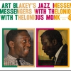 Cover of the album Art Blakey's Jazz Messengers With Thelonious Monk