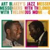 Couverture de l'album Art Blakey's Jazz Messengers With Thelonious Monk
