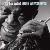 Cover of the track The Essential Louis Armstrong