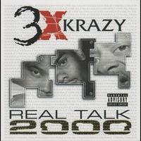 Couverture du titre Real Talk 2000 (Bonus Track Version)