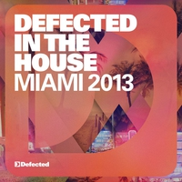 Cover of the track Defected In the House: Miami 2008