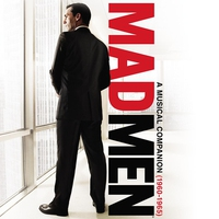 Cover of the track Mad Men - A Musical Companion (1960-1965)