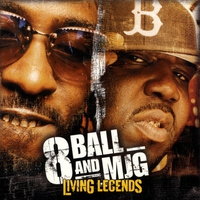 Cover of the track Living Legends