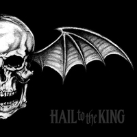 Cover of the track Hail to the King (Deluxe Version)