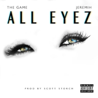 Cover of the track All Eyez (feat. Jeremih) - Single