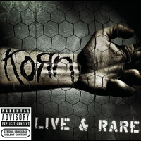 Cover of the track Live & Rare