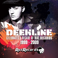 Cover of the track Deekline Celebrates a Decade of Rat Records 1999-2009