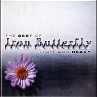 Cover of the track Light and Heavy: The Best of Iron Butterfly