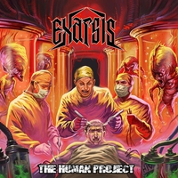 Cover of the track The Human Project