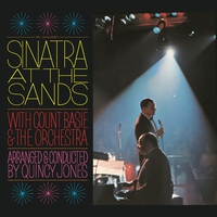 Cover of the track Sinatra At the Sands (with Count Basie & The Orchestra) [Live]
