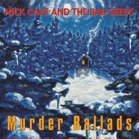 Cover of the track Murder Ballads
