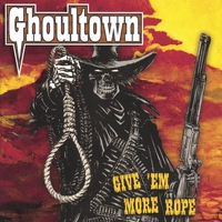 Cover of the track Give 'Em More Rope