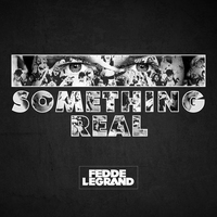 Couverture du titre Something Real