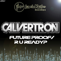 Cover of the track Future Proof-R U Ready - Single