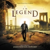 Cover of the album I Am Legend (Original Motion Picture Soundtrack)