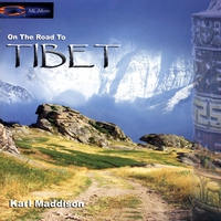 Cover of the track On the Road to Tibet