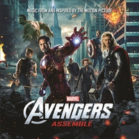 Couverture du titre Avengers Assemble (Music Inspired By the Motion Picture)